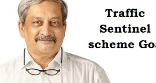 Traffic Sentinel scheme goa