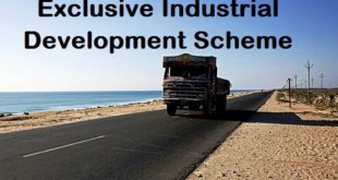 Exclusive Industrial Development Scheme