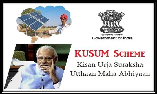 KUSUM-Kisan-Urja-Suraksha-Utthaan-Maha-Abhiyaan-Scheme-Solar-Pump-Loan-Subsidy-Yojana