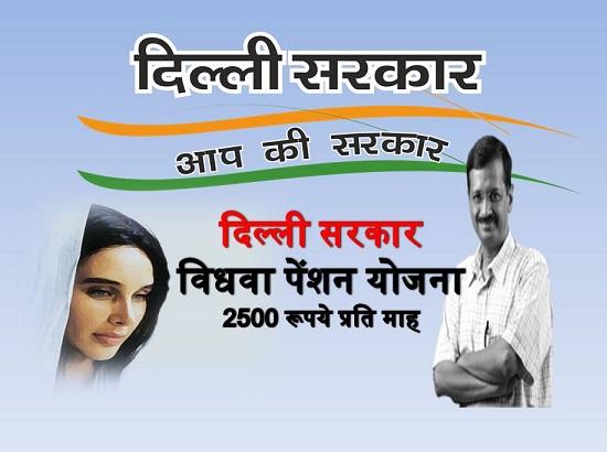 Vidhwa Or Widow Pension Scheme in Delhi