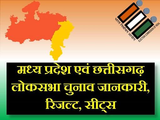 mp cg loksabha election details