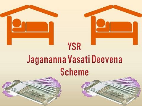 YSR Jagananna Vasati Deevena Scheme