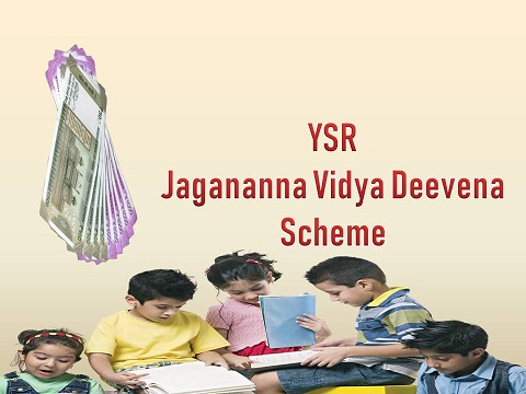 YSR Jagananna Vidya Deevena Scheme