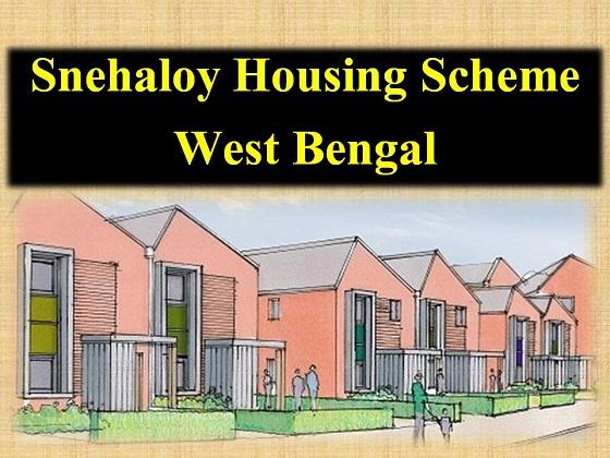 Snehaloy Housing Scheme in West Bengal