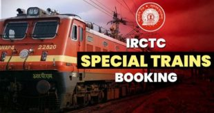 irctc-special-trains-booking online