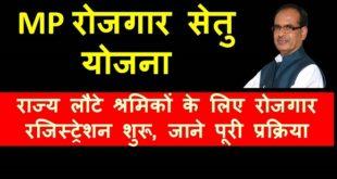 rojgar setu yojana mp hindi