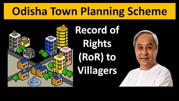 Odisha Town Planning Scheme