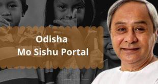 Odisha Mo Sishu Portal Login